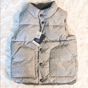 Gap Toddler Boys Cold Control Puffer Vest NWT